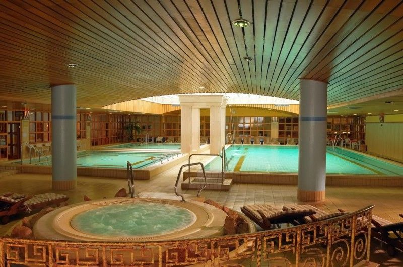The Aquincum Hotel Budapest Hotels Accommodation Budapest