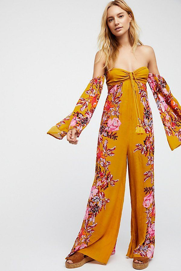 6957a46162 15 Chic Jumpsuits You Can Wear to All of Your Spring Weddings