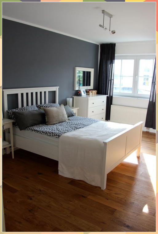 Farbgestaltung Schlafzimmer Mit Dachschräge The Most Beautiful Ideas For Your Ikea Bedroom #beautiful ...