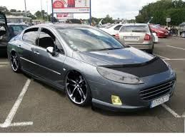 peugeot 407 tuning car porn pinterest peugeot and cars. Black Bedroom Furniture Sets. Home Design Ideas