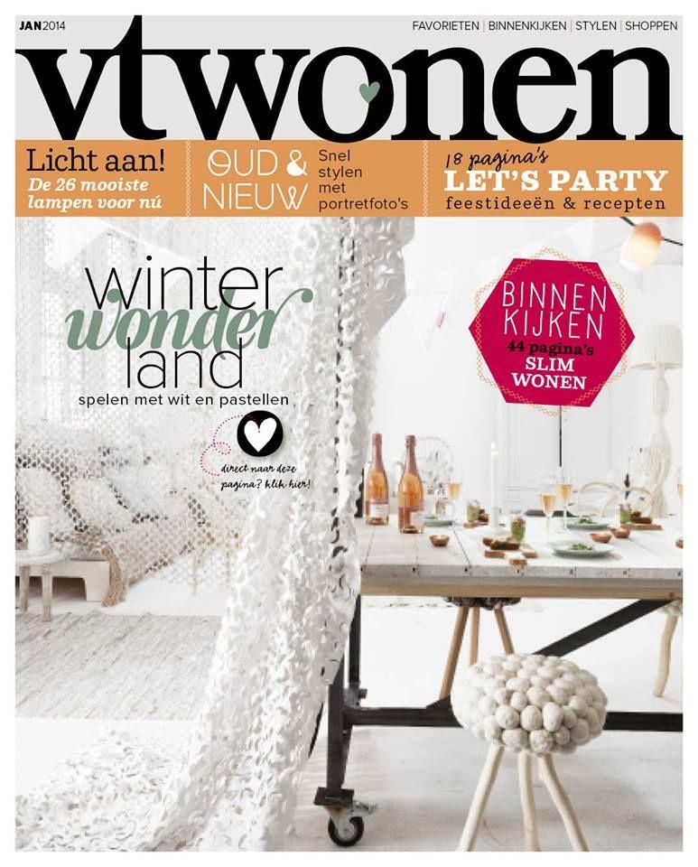 Vtwonen Magazine Cover