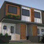 Casa Container sur Instagram: #shippingcontainerhome #shippingcontainer #containerhouse #container #contenedoresmaritimos #containerhouse #CasaContainer #casa #arquitetura #engenharia