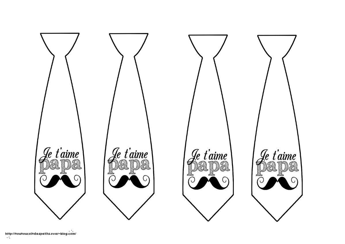 Tableau couleur cravate ..   Le blog de nounoucoindespetits   Fête ...