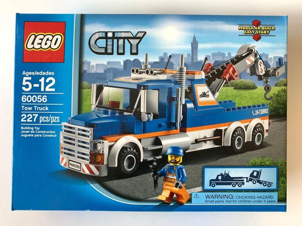 LEGO City 60056 Tow Truck Set NEW