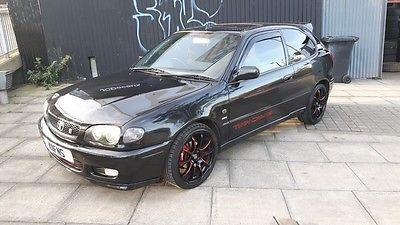 ebay toyota corolla e11 1 6 vvt i sr spares or repair. Black Bedroom Furniture Sets. Home Design Ideas