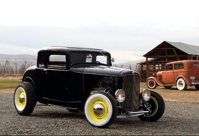 Pin On Old School Hot Rods