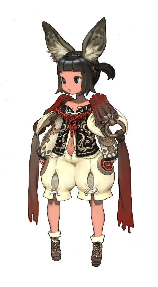 Blade Soul By Mizigun Game Character Design Character