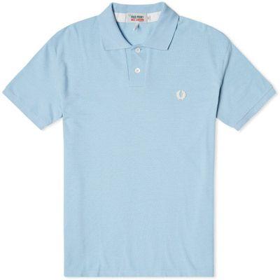 8f13a6ac4673d0 Fred Perry x Nigel Cabourn Original 1952 pique polo shirt