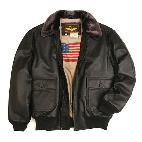 6b985cc197a Men s G-1 Flight Leather Bomber Jacket rep it WWII style  flyboys ...