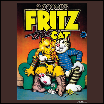 Fritz the Cat Cover