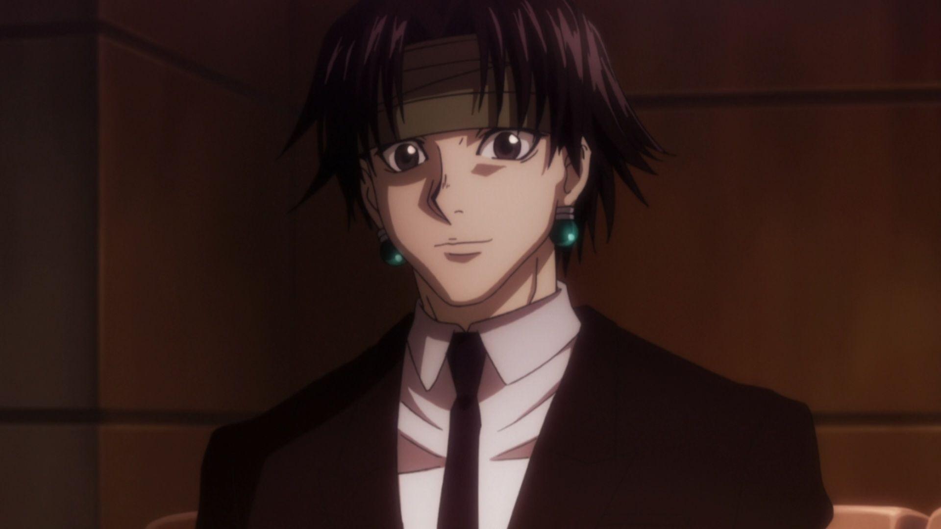 Chrollo Lucifer Hunter X Hunter Hunter Anime Hunter X Hunter Hunter