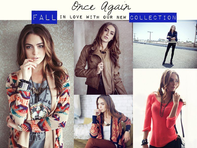 Urban Blues - Draper, Utah  Fall Looks