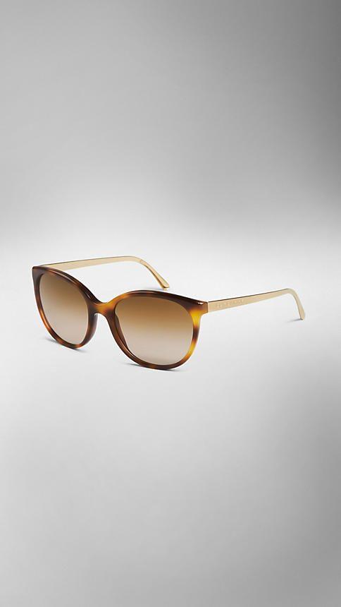 Spark Tortoiseshell Cat-Eye Sunglasses   Burberry Lunettes De Soleil  Burberry, Lunettes De Soleil ba20ee845083