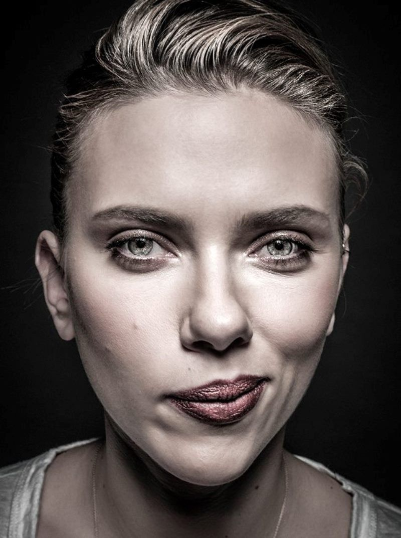 By Andy Gotts Scarlett Johansson Scarlett Johanson Andy Gotts