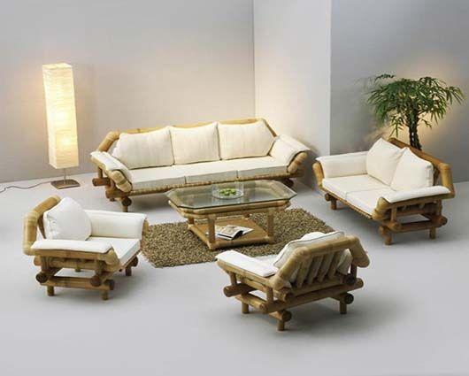 bambu decoracion - Buscar con Google Sofá cama Pinterest Bambú - decoracion con bambu