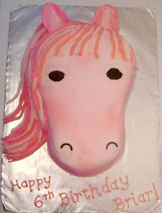 Horse Birthday Cakes Cupcake and Cookie Ideas Horse birthday