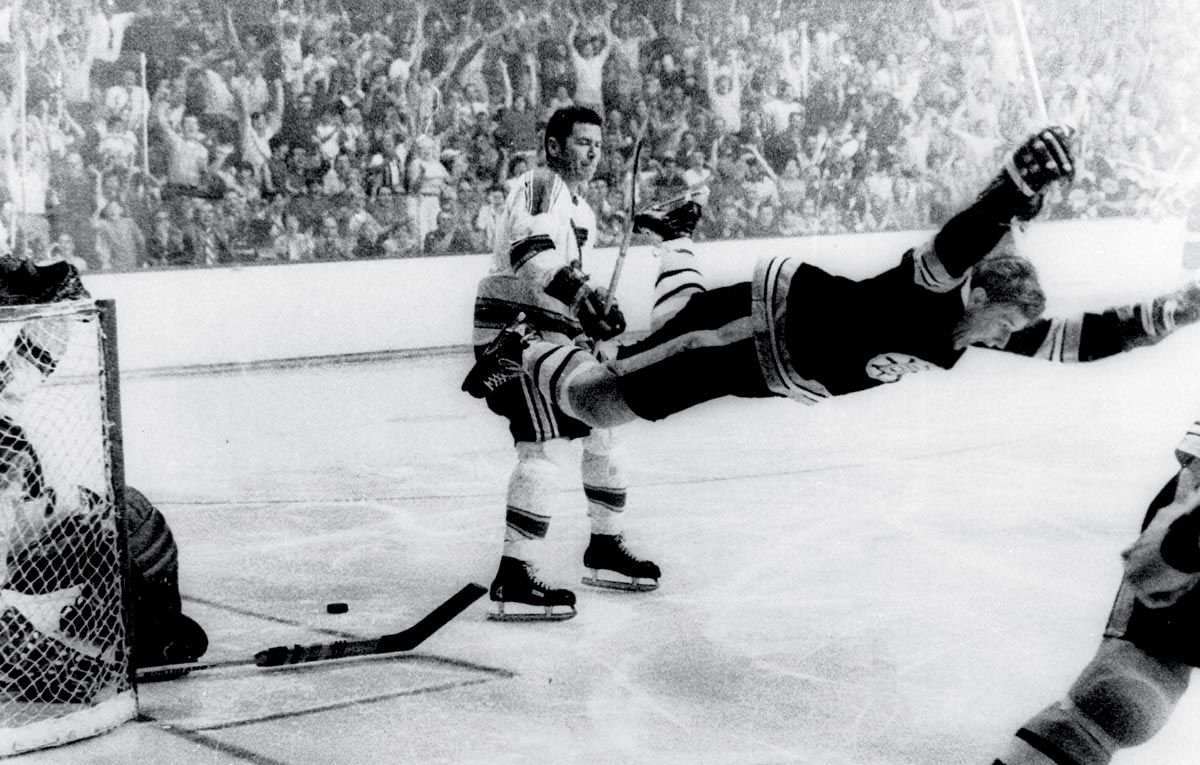greatest sports photos of alltime the oujays boston bruins