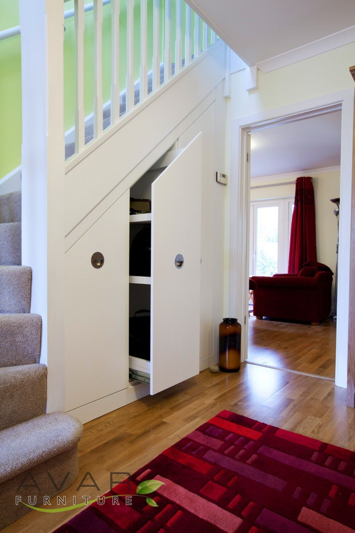 Decorating Under Stairs Storage Ideas Divine Under The Stair