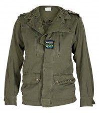 Jacket Mistral legergroen