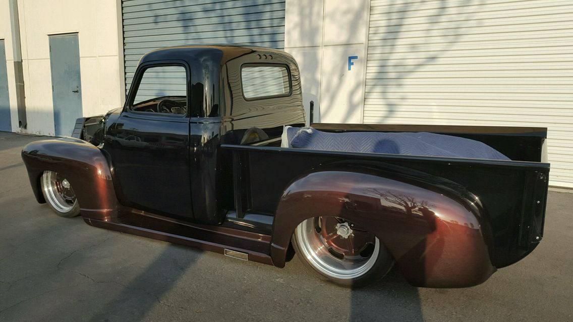 1953 Chevy 3100 Chevy Trucks Classic Chevy Trucks 54 Chevy Truck