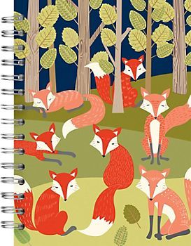 Fox Spiral Journal