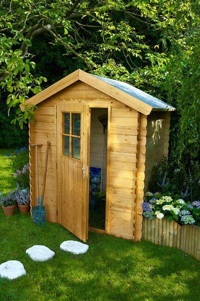 abri de jardin 10 mod les qu 39 on aime outdoor. Black Bedroom Furniture Sets. Home Design Ideas