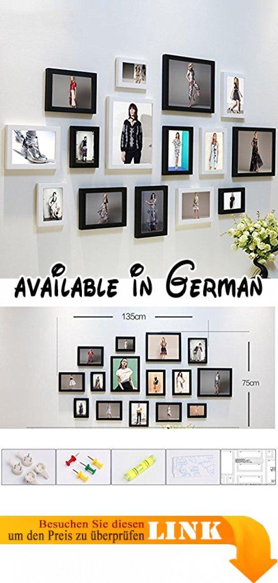 Wandmontage Design Bilderrahmen Sets, Wohnzimmer Bilderrahmen Wand Kreative  Kombination Sofa Hintergrund Frames Sets Von