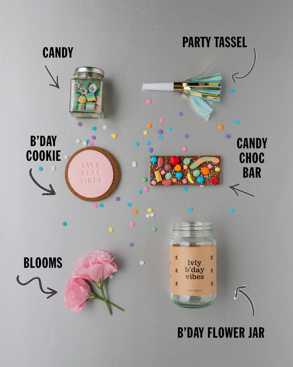Looking For A Last Min Gift Your Besties Bday Get This Sweet Bundle Delivered To Their Desk Or Doorstep Today