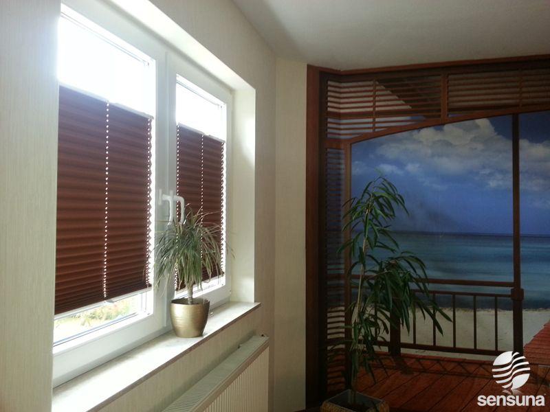 Plissee Schlafzimmer ~ Beige plisses mit guten wärmeschutz eigenschaften bringt vor