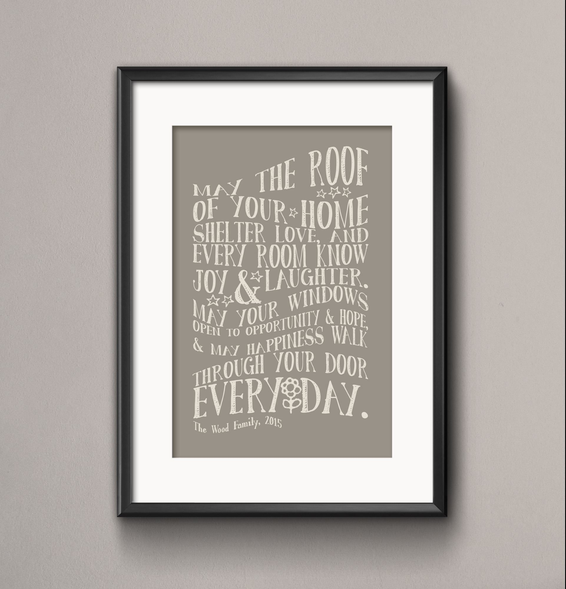 Moving House Gift Personalised New Home Prints Www Photofairytales Co Uk