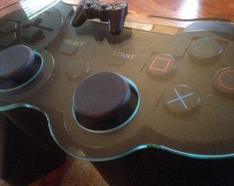 Handmade Game Controller Table Xbox One Inspired Mesas De Juego