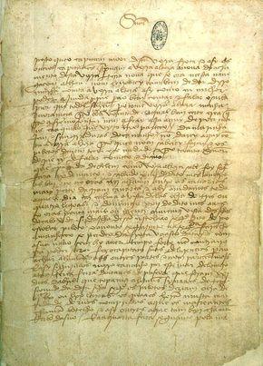 O primeiro texto escrito em terras brasileira foi a Carta, de Pero Vaz de Caminha. Como era a língua portuguesa na época do Descobrimento?