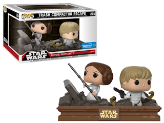 Funko Pop Wave Pop Movie Moments Llegan Más Escenas Míticas De Funko Pop Star Wars Star Wars Toys Funko Pop Vinyl