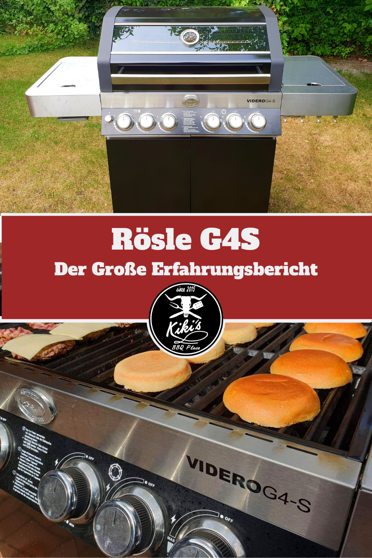 Rosle G4s Der Grosse Erfahrungsbericht In 2020 Gasgrill Rezepte Bbq Rezepte Bbq
