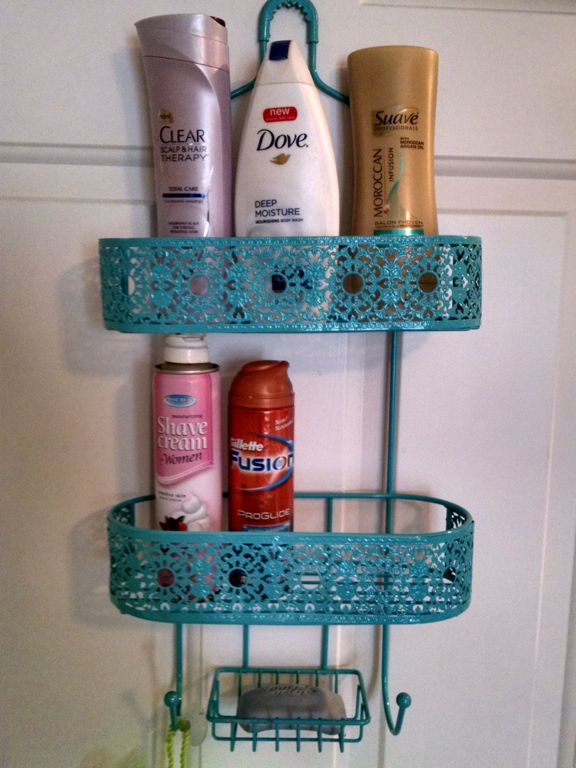 Vintage Bathroom Shelf, Wire Shower Shelf, Bathroom Shelf, Shower ...