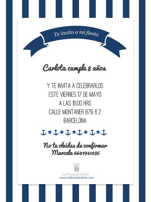 Pin De Marilig Flores En Tarejtas Invitaciones Digitales