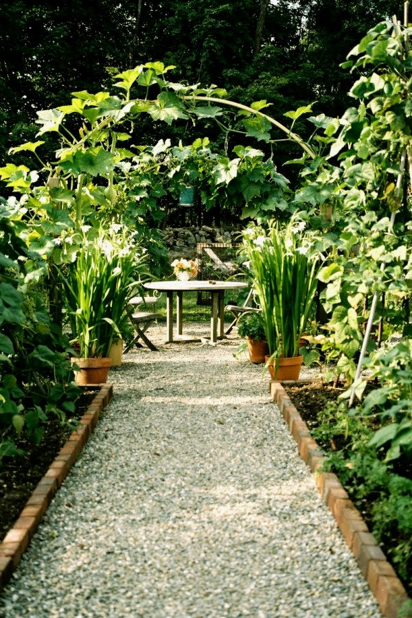 Awesome Garden Path Designs You Can Create Yourself To Accent Your Landscape Garden Path Designs Design No Backyard Garden Design Garden Layout Garden Paths