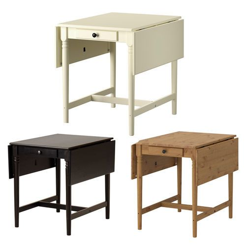 Ikea Norden Kitchen Island: Details About IKEA INGATORP Dinning Table, Drop-leaf Table