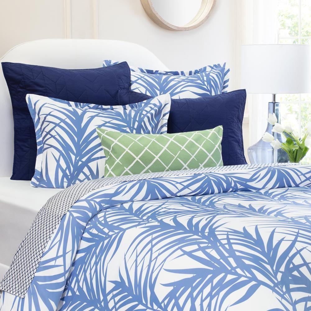Bedroom Inspiration And Bedding Decor The Laguna Blue Duvet