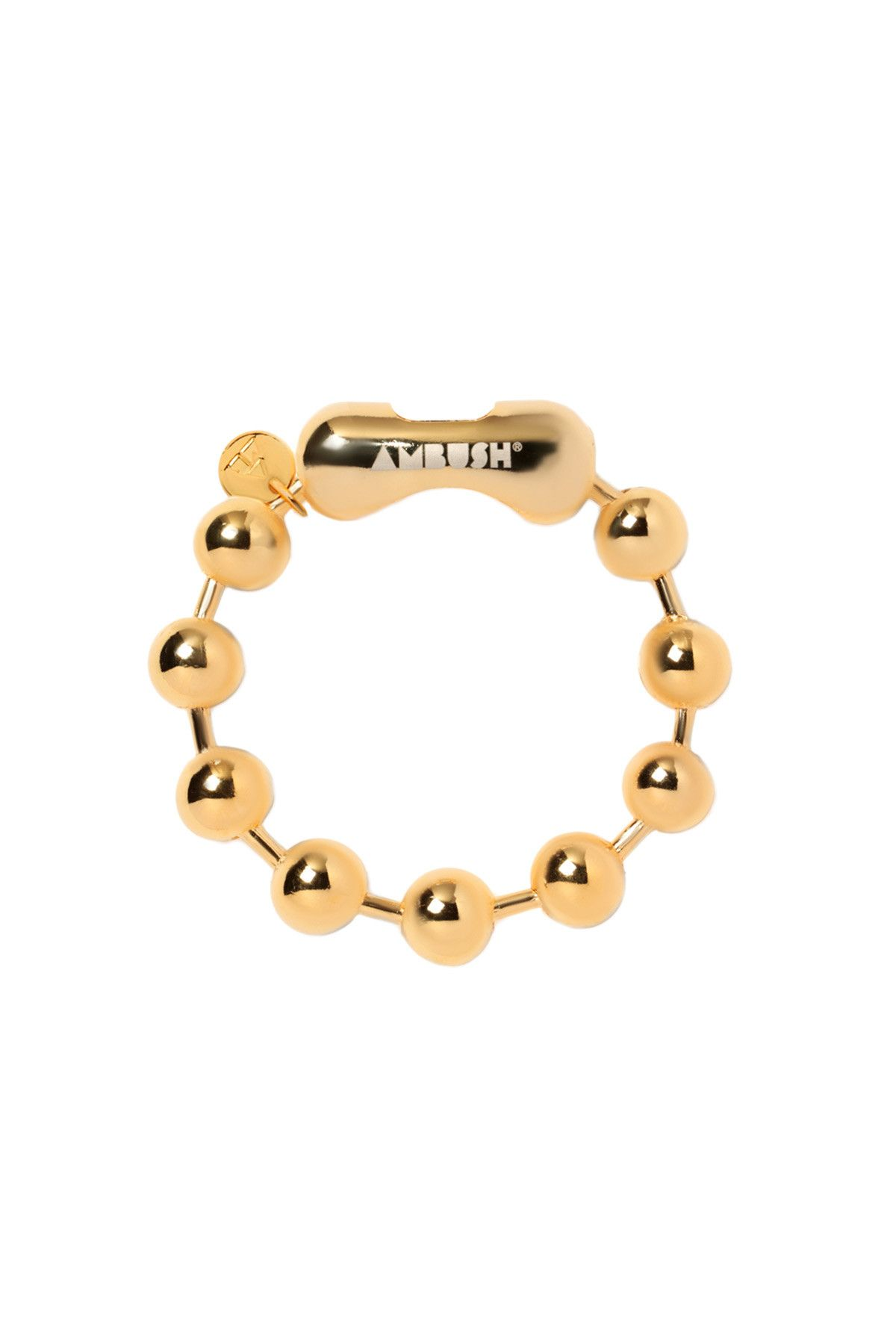 plated ball gold brother bracelet vermeil products giles chain