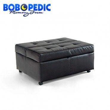 Bob O Pedic Gel Sleeper Ottoman 399 Sleeper Ottoman