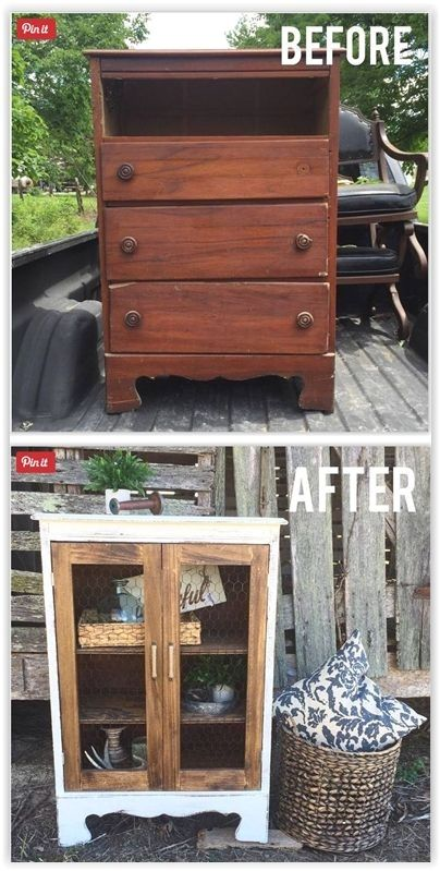 Diy Furniture Makeover, Refurbished Furniture Ideas