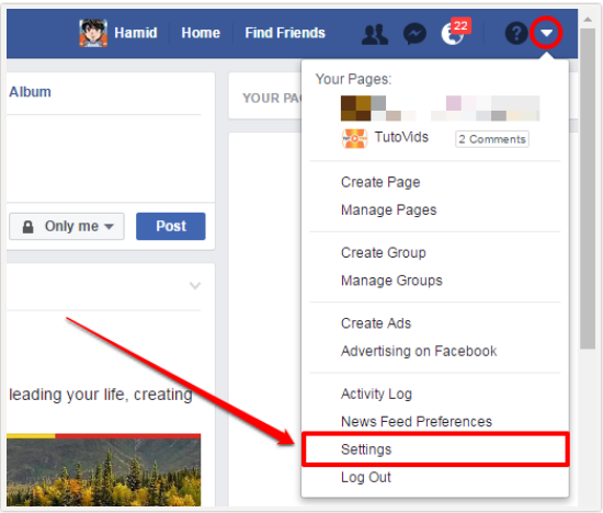 How to Make A Facebook Page Private | Facebook | Make a
