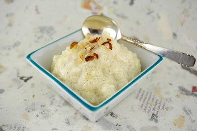 Life's a feast: RIZ AU LAIT : The Frenchman's Rice Pudding