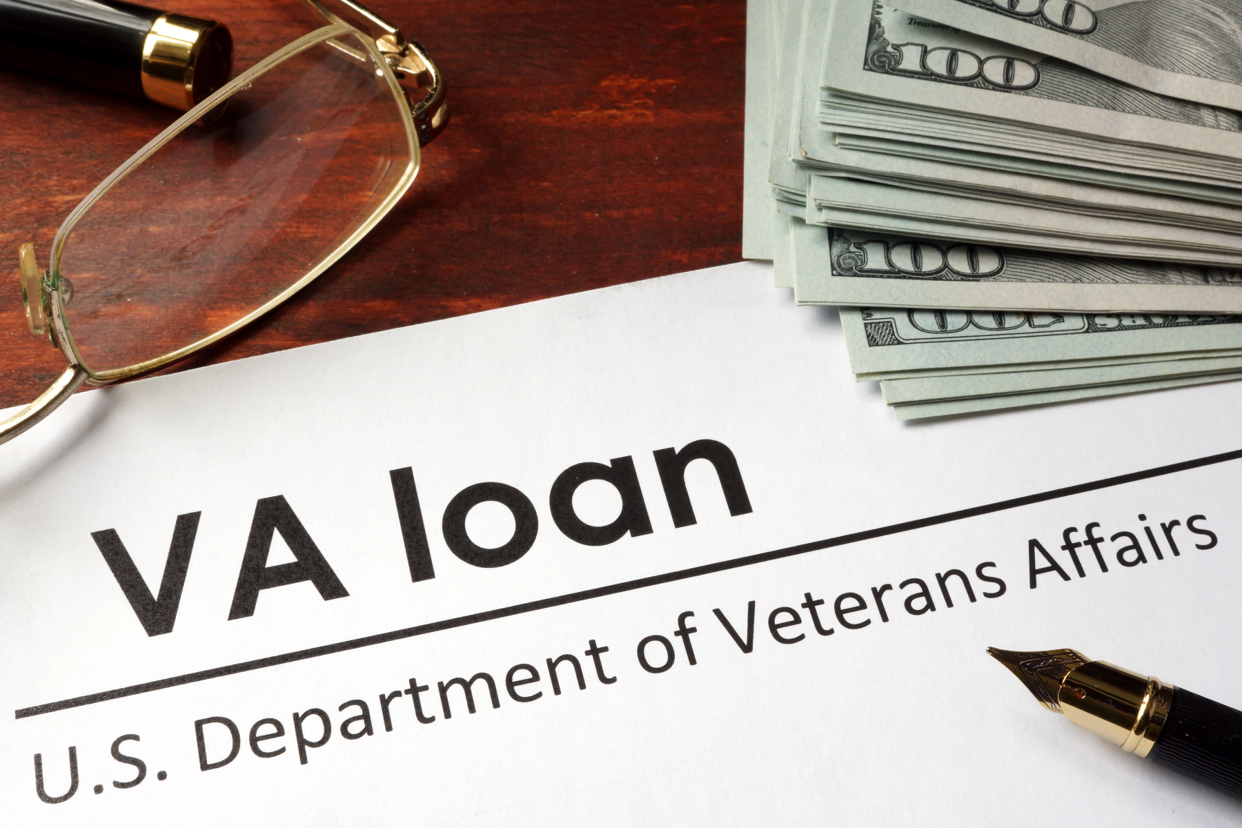 Va Now Notifying Vets Directly Of Home Loan Funding Fee Exemption Home Improvement Loans Va Loan Va Mortgages
