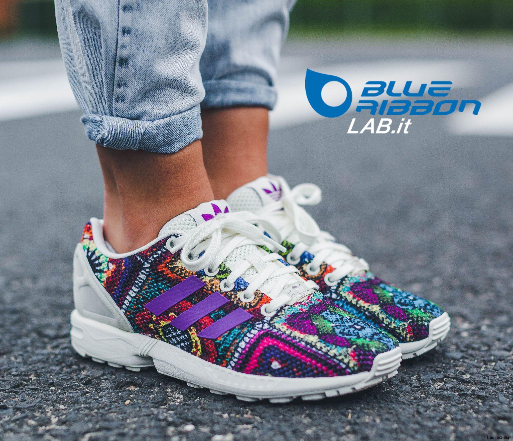 scarpe da corsa donna adidas zx