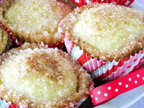 Tis the snickerdoodle season! glutenfree Snickerdoodle muffins ontheblog