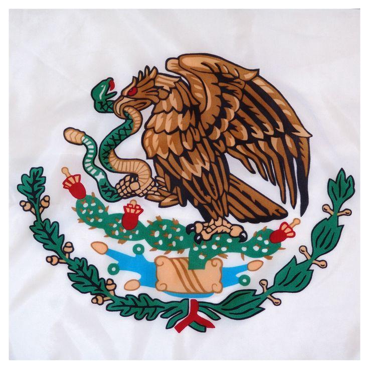 Mexican Flag Bird Mexican Flag Eagle Mexican Eagle Feather Art
