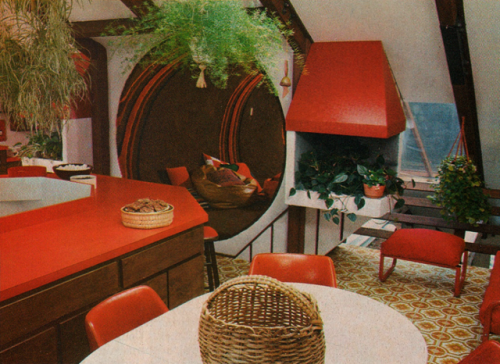 Bilbao song kitchen featured in the winter 1978 1979 - Better homes and gardens interior designer ...