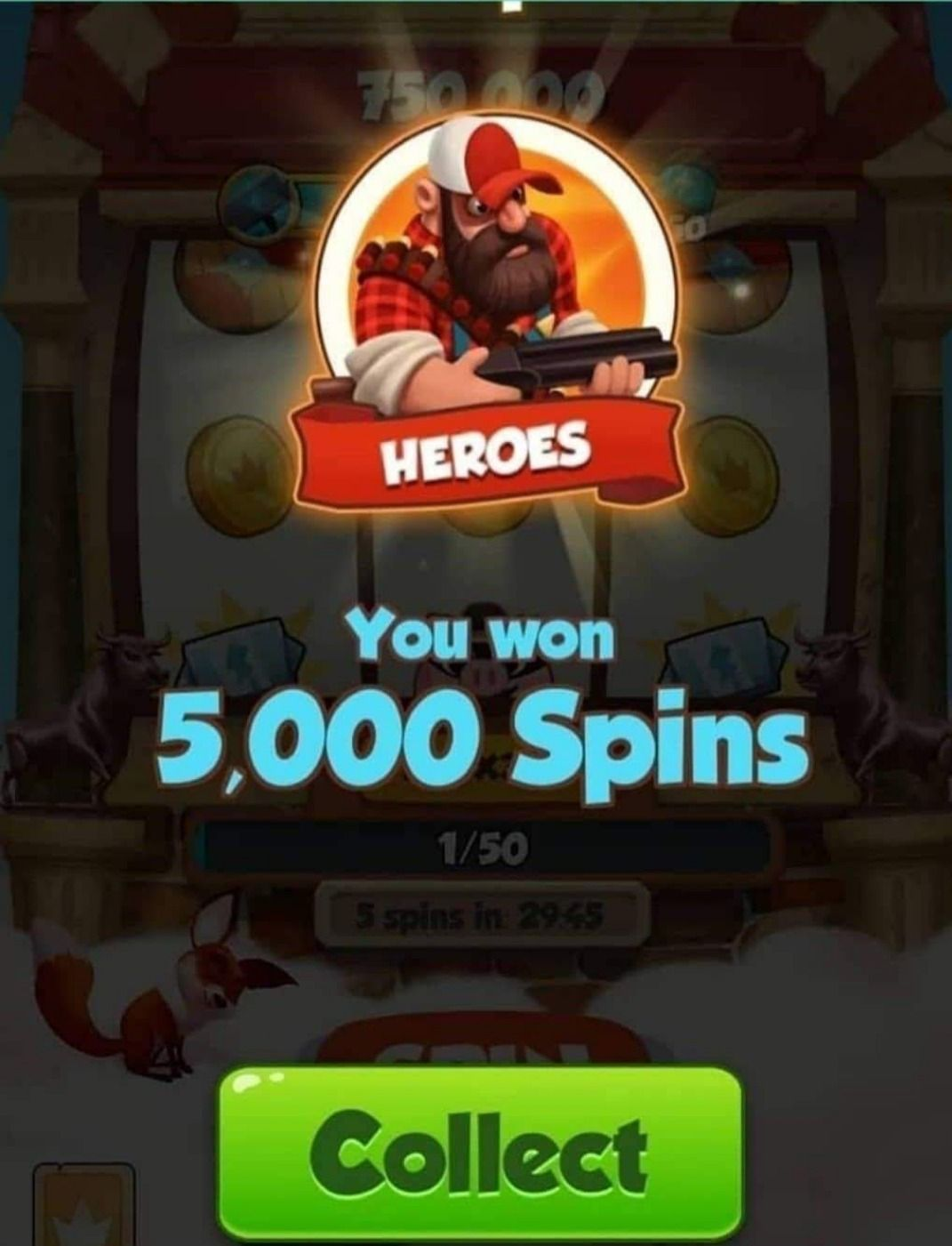 coin master free spin and coin today